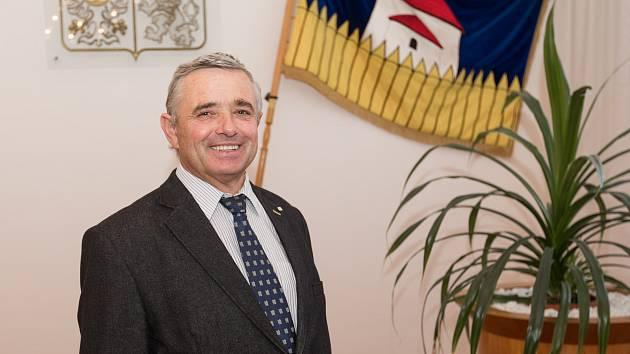 Josef Bazala, senátorský kandidát za lidovce ve volebním obvodu číslo 81 Uherské Hradiště.