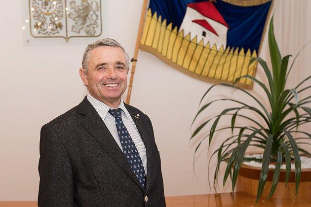 Josef Bazala, senátorský kandidát za lidovce ve volebním obvodu číslo 81Uherské Hradiště, který postoupil do druhého kola.