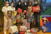 Všech padesát přání splnili lidé dětským pacientům brněnského Masarykova onkologického ústavu.