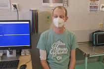 Ladislav Kadlec, kterému brněnští lékaři aplikovali průlomovou léčbu na covid v podobě aplikace remdesiviru a rekonsvalescentní plazmy.