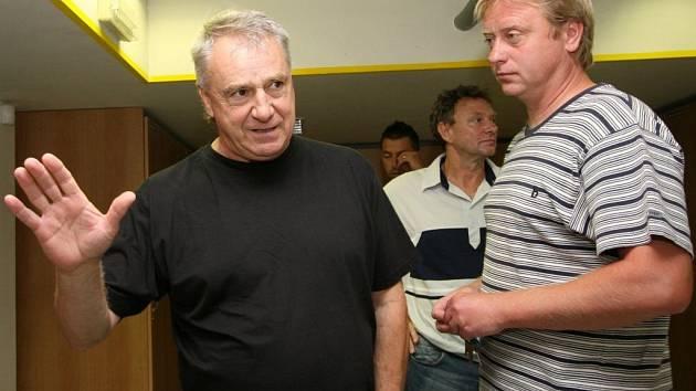 Petr Uličný (vlevo) má dovést Brno do Evropy.