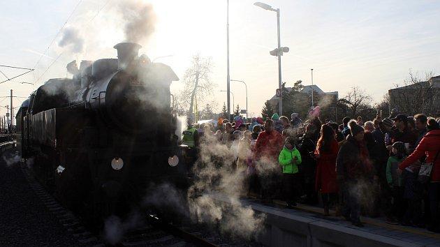 V Židlochovicích v neděli otevřeli nový vlakový terminál