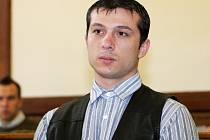 Miroslav Berky u soudu.