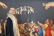 Inscenaci Betlém aneb Komedie o narození diváci poprvé uvidí tento pátek.