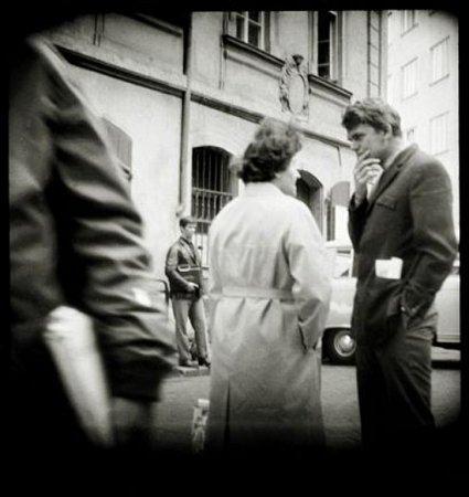 Jeden ztematických bloků festivalu představí výběr zfotografií, pořízených příslušníky StB v70.  a 80.letech 20.století.