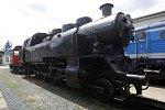Hynek Jaša se stará o údržbu parních lokomotiv v brněnských železničních depech.