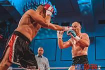 Tomáš Hron v Praze obhájil světový titul WAKO Pro.