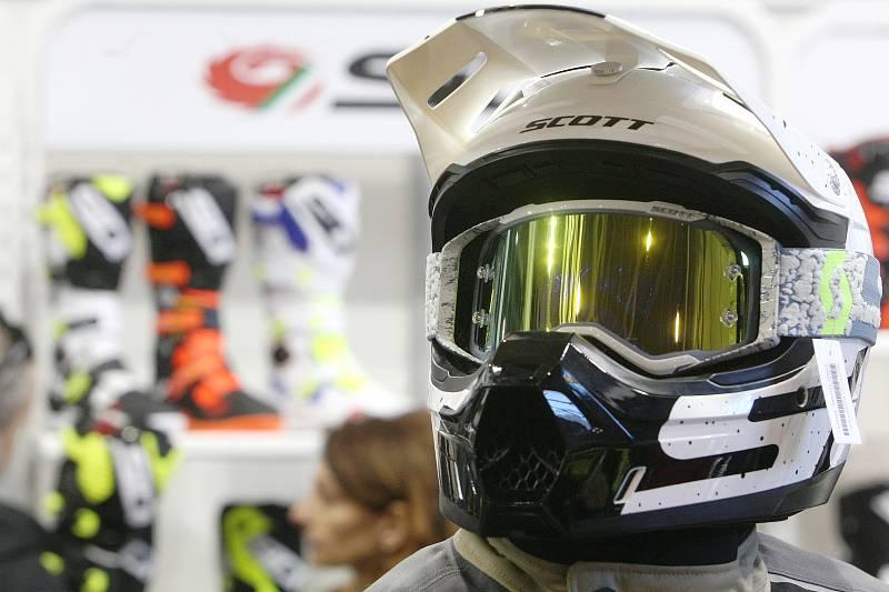 Brno 5.3.2020 - zahájení Motosalonu 2020 na BVV
