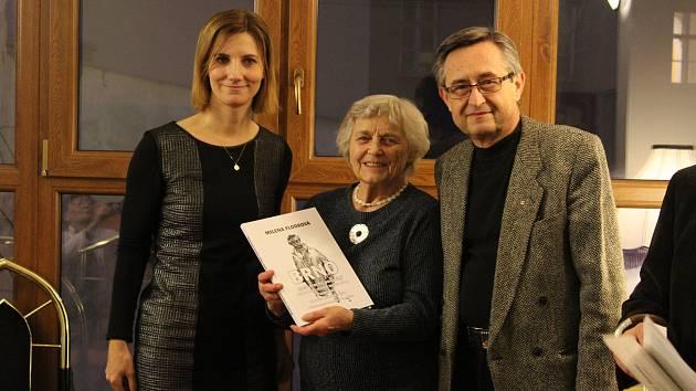 Historička Flodrová se možná stane nositelkou čestného občanství Brna