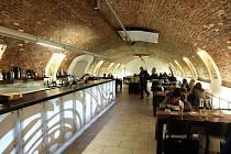 Restaurace Baroko v Orlí ulici v Brně.