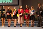 Vyhlášení nejlepších sportovců Jihomoravského kraje roku 2017