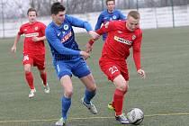 Juniorka brněnské Zbrojovky doma s Libercem prohrála 0:1.