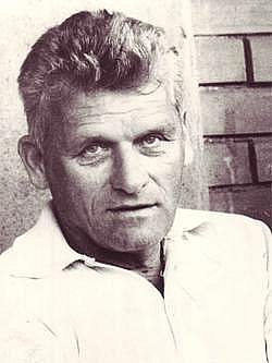 Bývalý fotbalový trenér František Havránek.