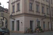 Dům ve Starobrněnské ulici v Brně, který má být směněn za trafostanici.