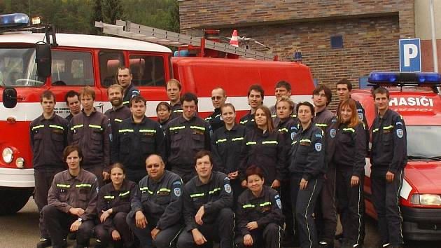 Sbor dobrovolných hasičů Brno-Královo Pole.