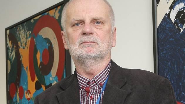 Ředitel Zdravotnické záchranné služby Jihomoravského kraje Milan Klusák.