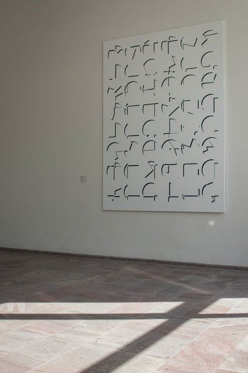 Výstavu významného brněnského výtvarníka Dalibora Chatrného, který zemřel před třemi lety, zahájil v úterý odpoledne brněnský Dům umění.