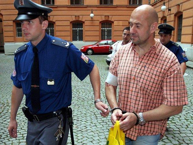 Jiří Drábek stráví ve vězení téměř patnáct let.
