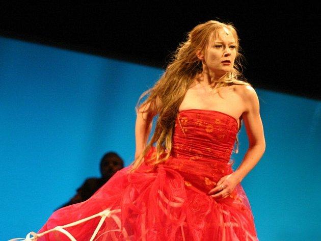 Eva Novotná jako Královna Margot.