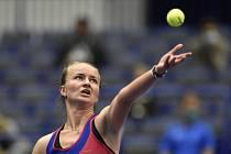 Barbora Krejčíková postoupila do třetího kola.