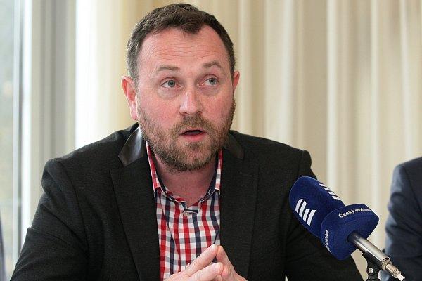 Martin Františák, budoucí šéf Mahenovy činohry.