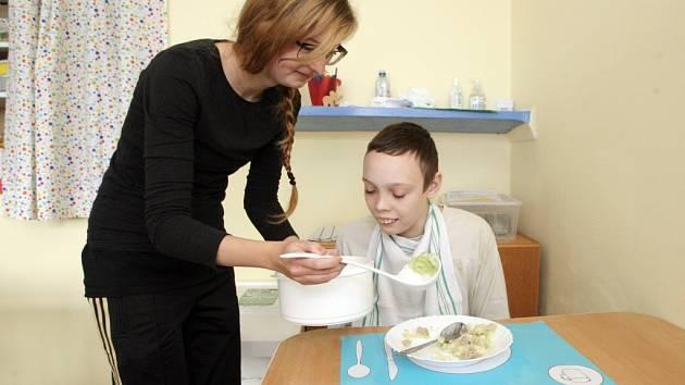 Základní škola pro autisty v Brně.