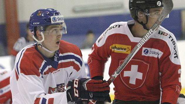 Martin Nečas (vlevo).