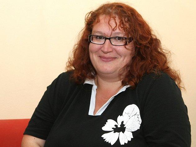 Vladimíra Frgálová.