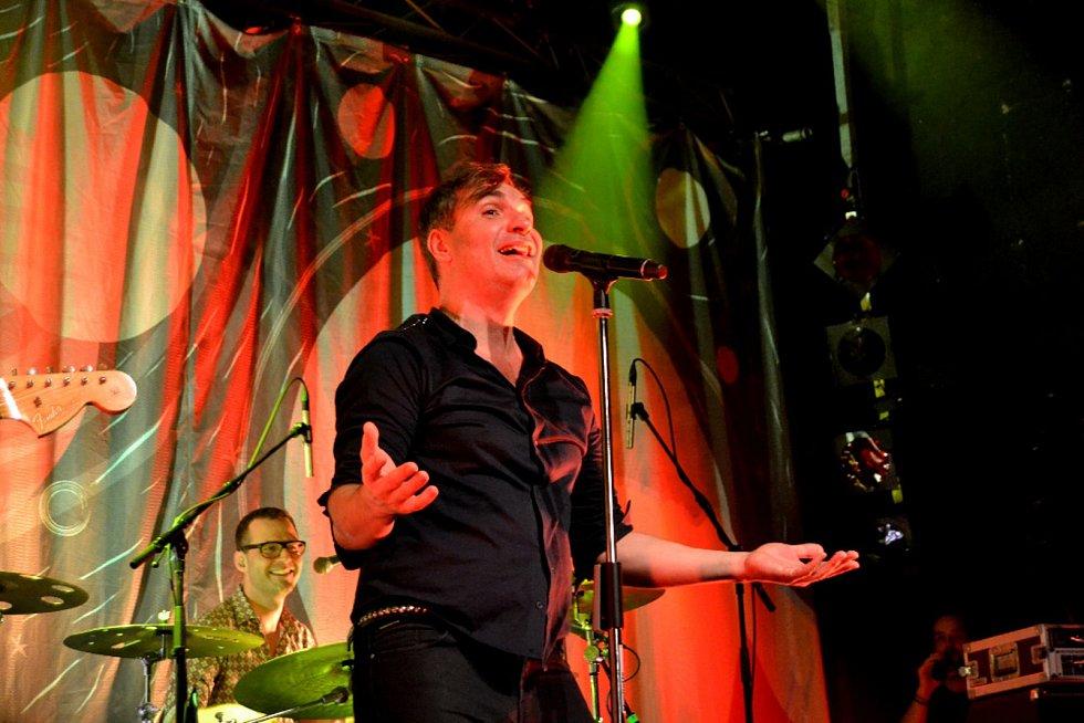 Pražská kapela Mig 21 odehrála ve středu a ve čtvrtek večer očekávaný podzimní dvojkoncert v brněnském klubu Fléda.