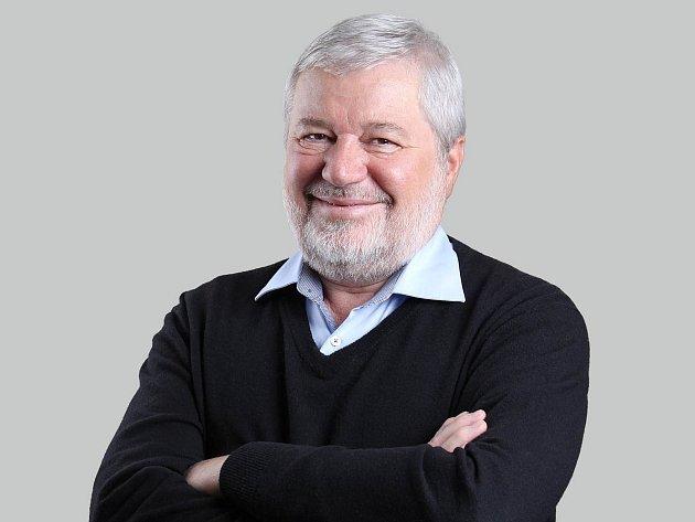 Zakladatel a majitel firmy na výrobu výsekových nástrojů Karel Kaňák.