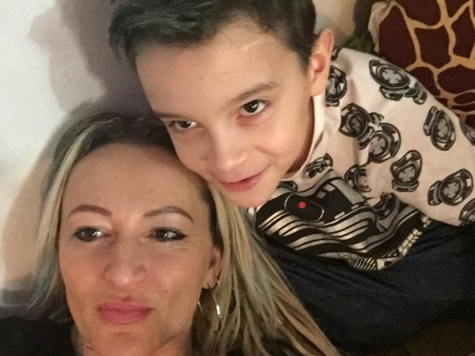 Desetiletý Matěj zavolal pro svou matku, která zkolabovala, sanitku.