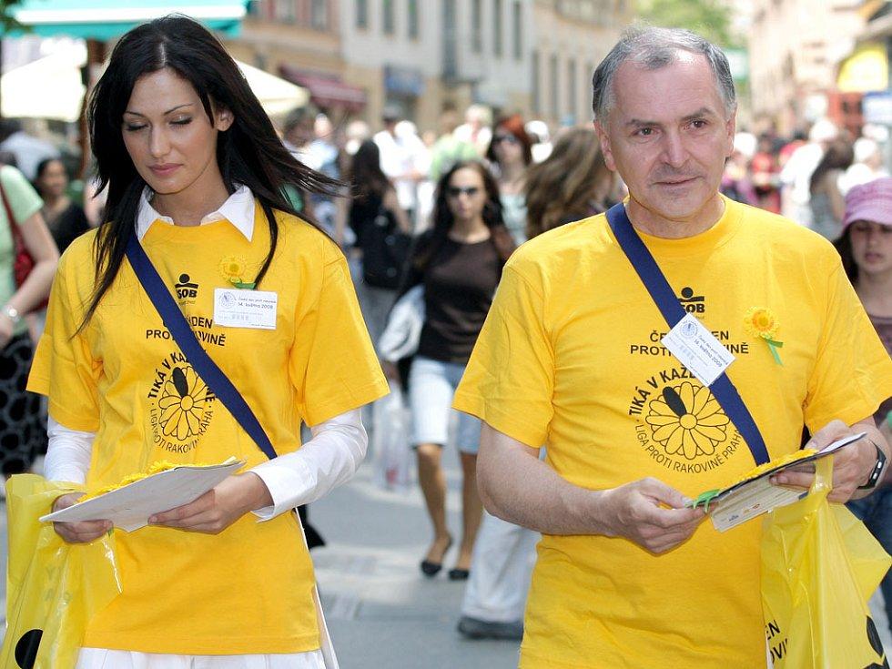 Sluníčkový den v Brně