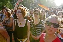 Loňský majáles navštívily rovněž tisíce lidí.