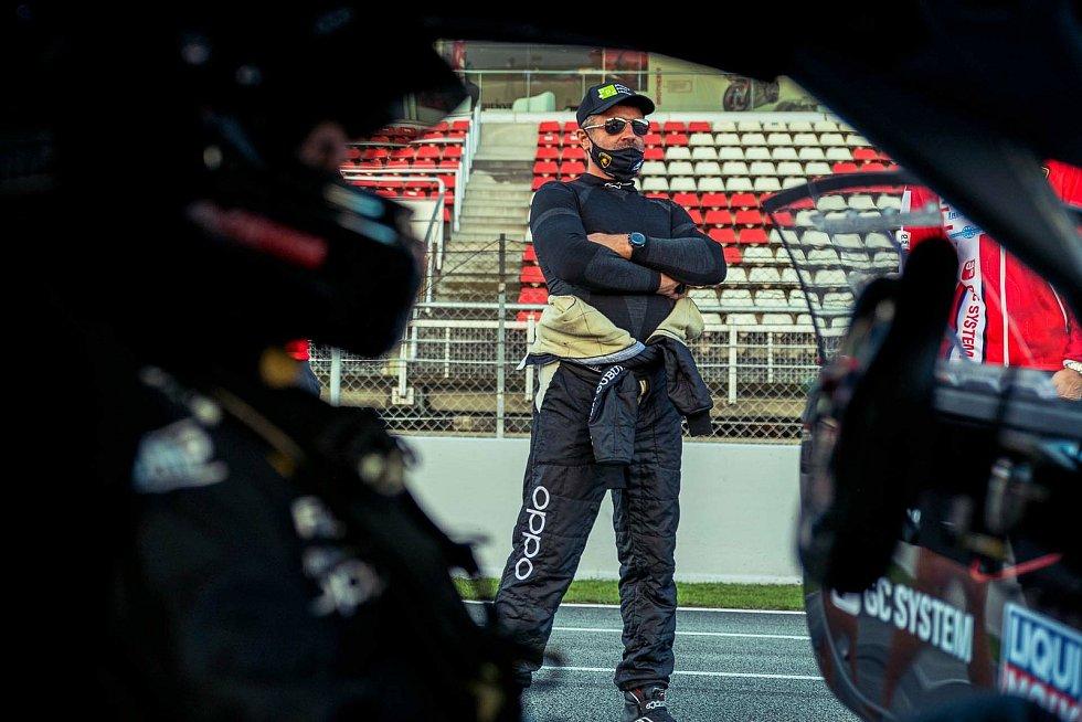Mičánkova stáj se zúčastnila závodů v Barceloně. Foto: BUGGYRA Racing