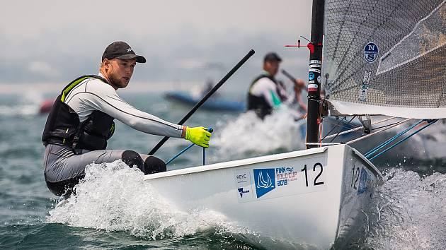 Ondřej Teplý se na svou první olympiádu nekvalifikoval.
