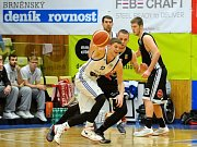 Basketbal. Ilustrační foto