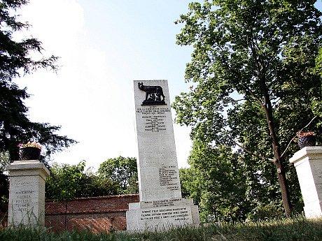 Památník italským karbonářům pod Špilberkem
