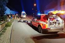 Plot motorkáři zachránil život