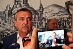 Končící primátor Petr Vokřál komentuje odchod brněnského ANO do opozice