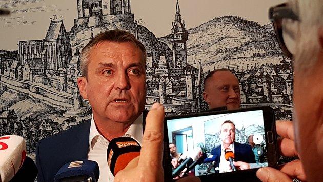 ANO v Brně končí v opozici. Podle končícího primátora Petra Vokřála je to podraz