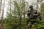 Armádní zdravotník Lukáš Slejška absolvoval i misi v Afghánistánu na základně Bagram.
