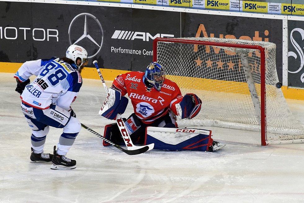 Kometa v domácím prostředí těsně zvítězila nad Vítkovicemi a připsala si tři body.