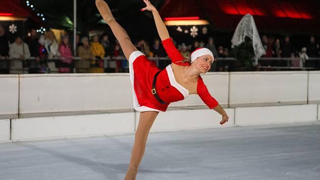 U brněnských Vánoc na ledě nebude chybět ani Kateřina Beránková.