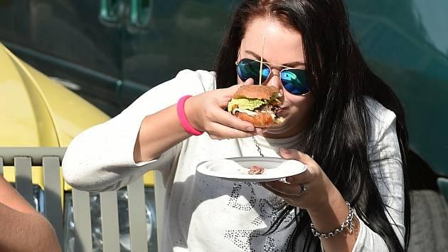 Brněnský Burgerfest.