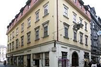 Dům v České ulici 11.