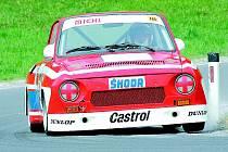 V kariéře Josefa Michla sehrály významnou roli vozy Škoda.