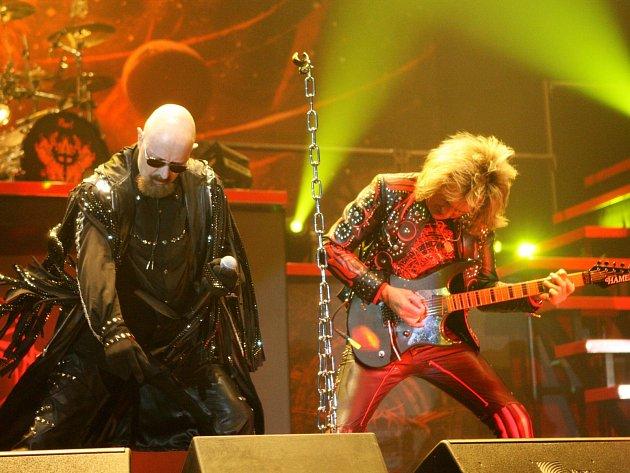 Judas Priest. Ilustrační foto.