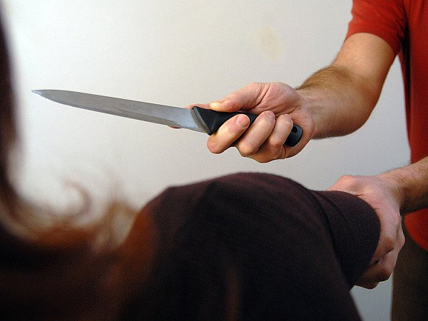 Ilustrační: nůž
