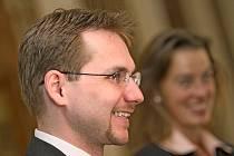 Obžalovaný Jaroslav Jemelka nešetřil před soudem úsměvy.