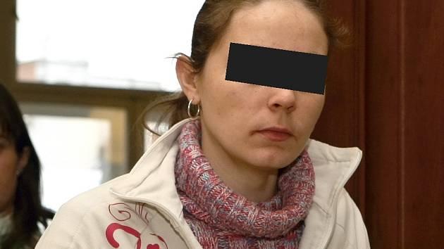 Matka, která týrala své dítě, půjde na tři roky do vězení.